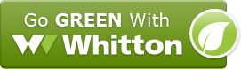 Go Green With Whitton Button